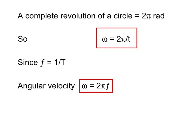 Angular Frequency Formula 496 best MCAT images o...