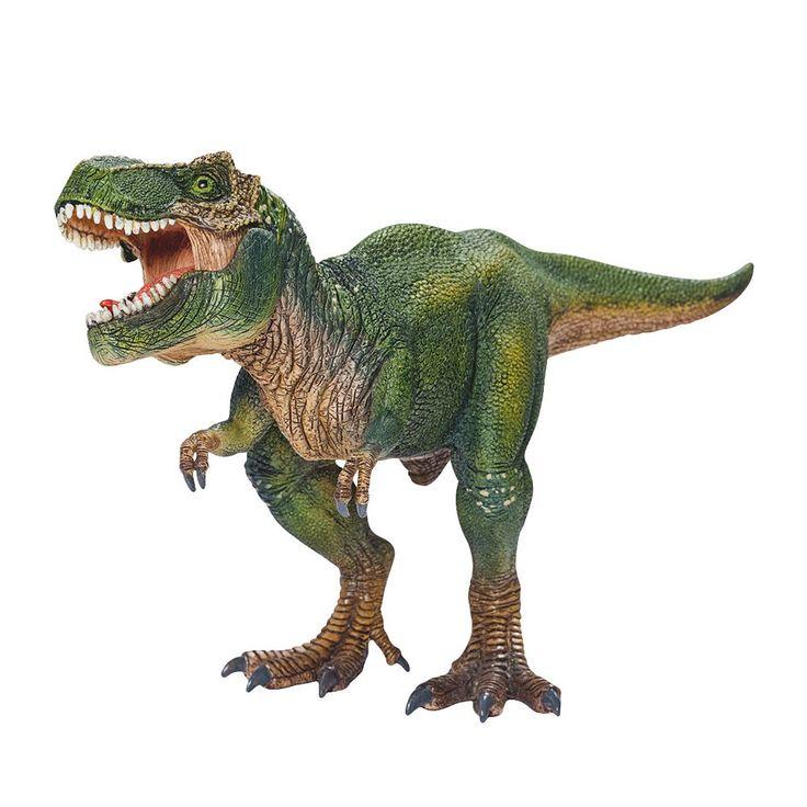 Schleich T-Rex Dinosaur Figure, Multicolor