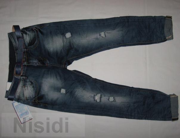 Продам молодежные женские джинсы-бойфренд фирмы DARING с ремнем Днепропетровск - Изображение 2