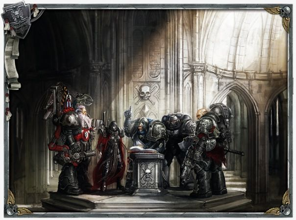 Deathwatch council