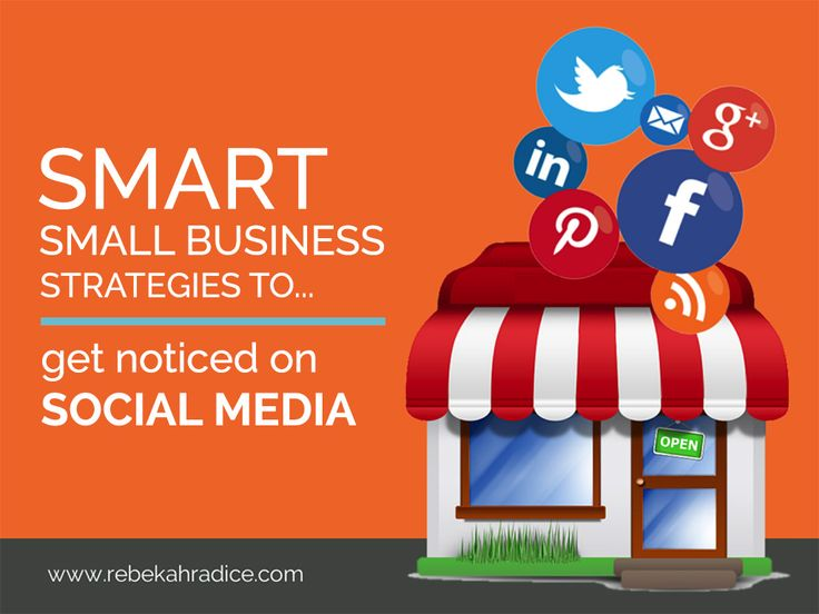 Blog post at Rebekah Radice, Social Media Strategy : Marketing your small business on social media continues to evolve.  As consumers actively look to sites like Facebook, Twitter and Google [..]