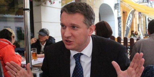 Przemysław Wipler po powrocie z Malty