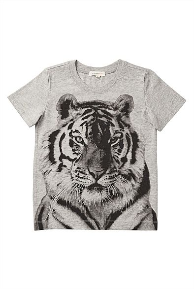 Tiger Face T-Shirt #witcherywishlist