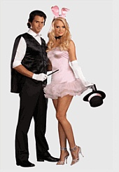 bunny and magician couples costume | Costumes | Pinterest ...