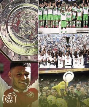 Los primeros campeones de la temporada. Arsenal, Wolfsburgo, PSV y PSG comienzan temporada ganando Supercopa