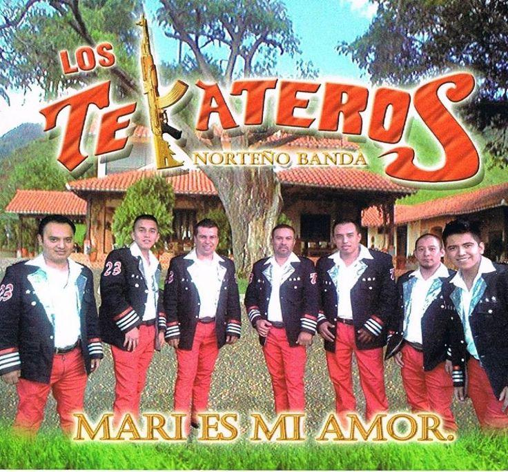 Download Los Tekateros Norteño Banda - Mari Es Mi Amor 2014 - Sinaloa-Mp3
