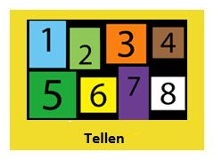 Kindertube.nl Filmpjes over tellen