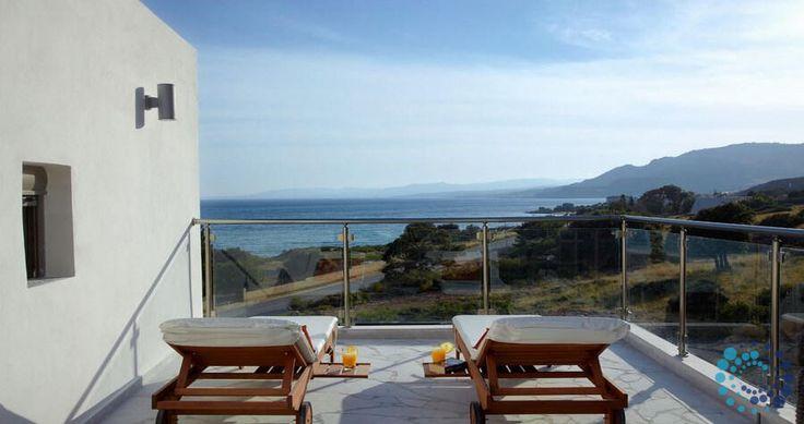 "Welcome to the ""Villa Josephine"" in Rhodes, Greece. Your #luxury #villa #rent #greece #greek #island #vacances #grece #mygreekvilla #alouer"