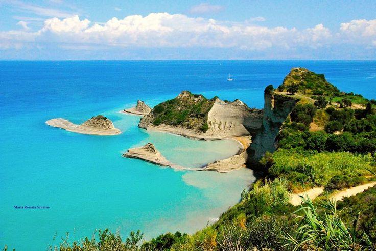 Cape Drastis – Corfù (Grecia)