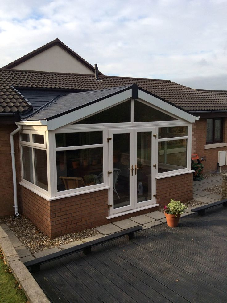 Gable Fronted cut into home, by Your Choice Manchester