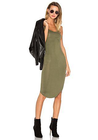 BLQ BASIQ Long Sleeve Midi Dress em Anoitecer | REVOLVE