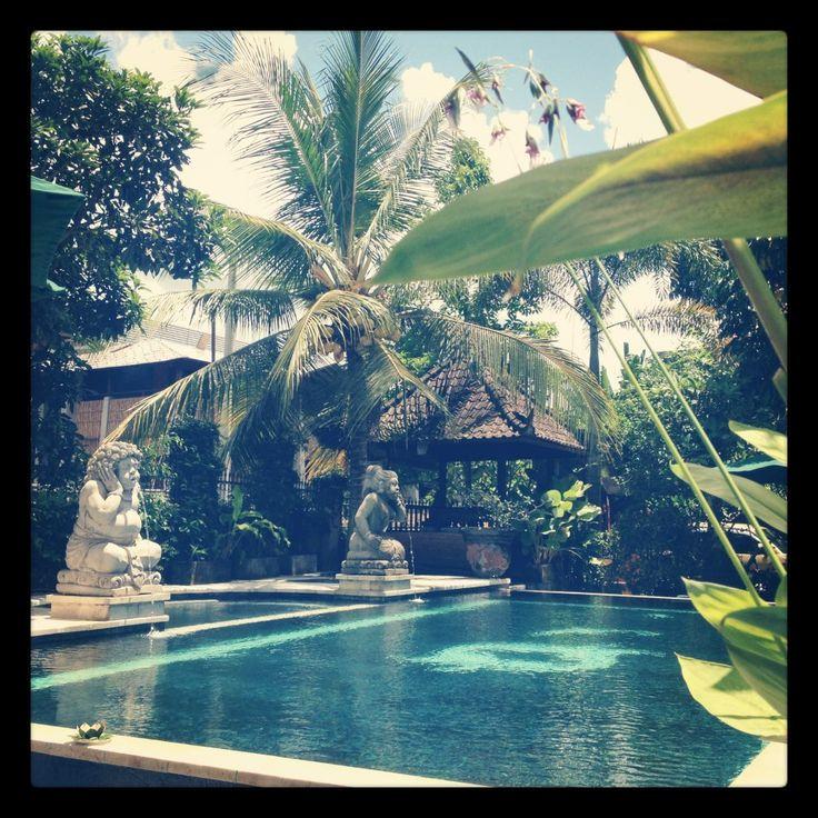 #Ubud Aura Retreat Centre #Indonesia