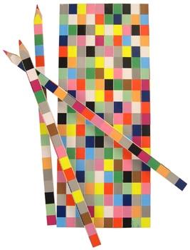 pixel colored pencils: Pixel Pencil, Art Paintings, Colors Design, Art Design, Colors Pencil, Pencil Design, Fun Pencil, Cool Stuff, Pixel Colors