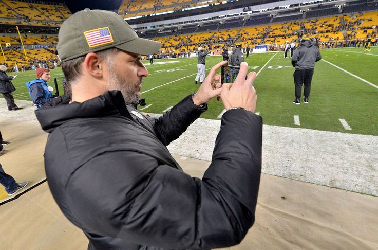 """Spotted at Heinz Field before tonight's Steelers-Titans game: Mt. Lebanon native Joe Manganiello.…"""