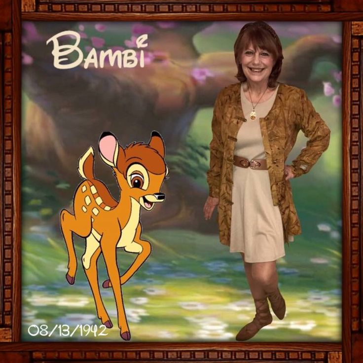 Disney Movie, Movie Release Date 08/14/1942, Disney's Bambi, Bambi Disneybound, Beige Dress, Beige Dress Disneybound, Beige Disneybound, Disneybound Beige