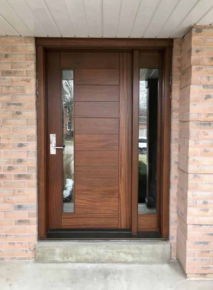 Amberwood Doors Inc: Super Slick #handmade #custommade #AmberwoodDoors