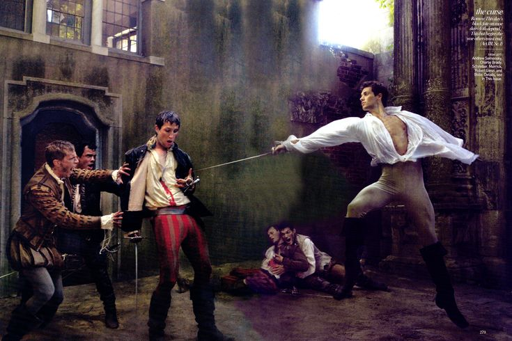 Annie Leibovitz, Romeo and Juliet, with Roberto Bolle, Vogue 12/08 #dance #photography