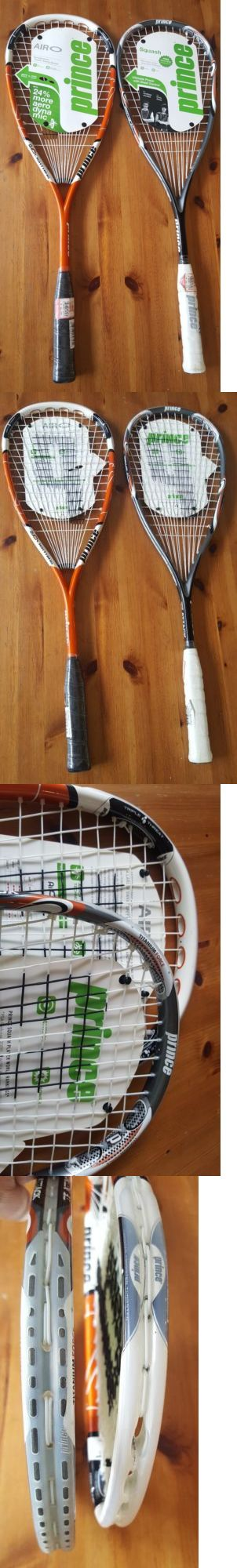 Squash 62166: Prince Squash Rackets Lot Triple Threat Air Lightning And Tf Attack Titanium Force -> BUY IT NOW ONLY: $59.99 on eBay!