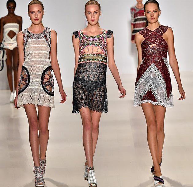 Custo Barcelona Spring/Summer 2015 Collection - New York Fashion Week
