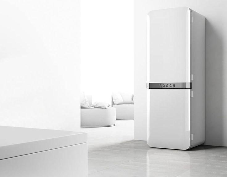 #blanc #white #électroménager #grosélectroménager #réfrigérateur #Bosch #fridge