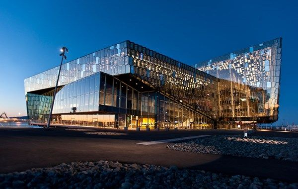 Sigurour Ragnarsson's Harpa Project - CONTRACTOR 2014