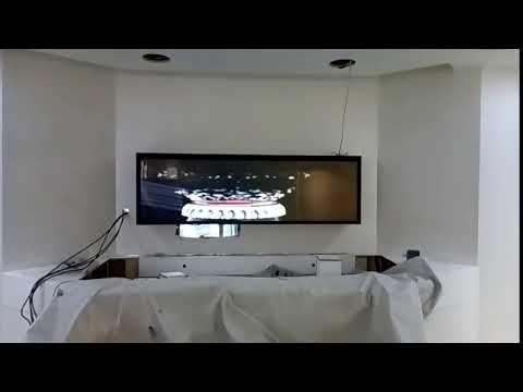 YashiGroup 55-inch LCD super narrow edge 3 5mm large s