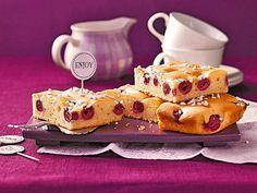 Kirsch - Schmand - Kuchen: perfekt fürs Kaffeekränzchen