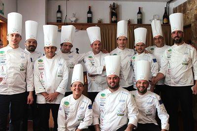 Alberobello tra gusto e solidarietà: la Nazionale Italiana Cuochi presenta il menù delle Olimpiadi di Cucina 2016