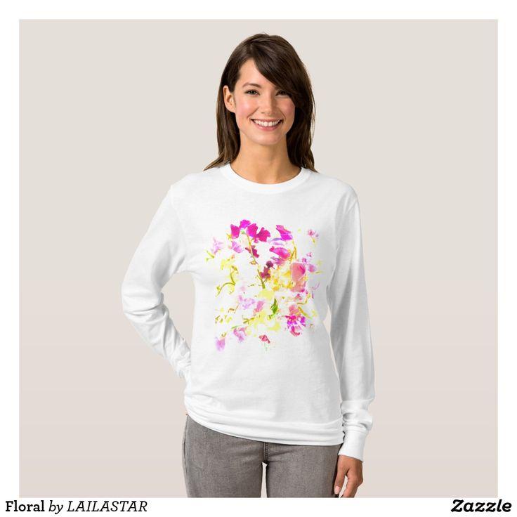 Bloemen T Shirt