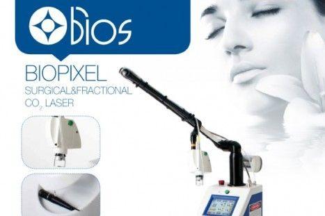 Biopixel Fractional Laser Lifting - New Beauty Anti-aging és Orvosi Esztétika