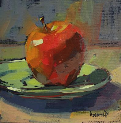 Beautiful example of value. Lots of gorgeous artwork on this artist's site. Cathleen Rehfeld