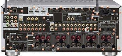 Amplituner AV Pioneer SC-LX89 czarny