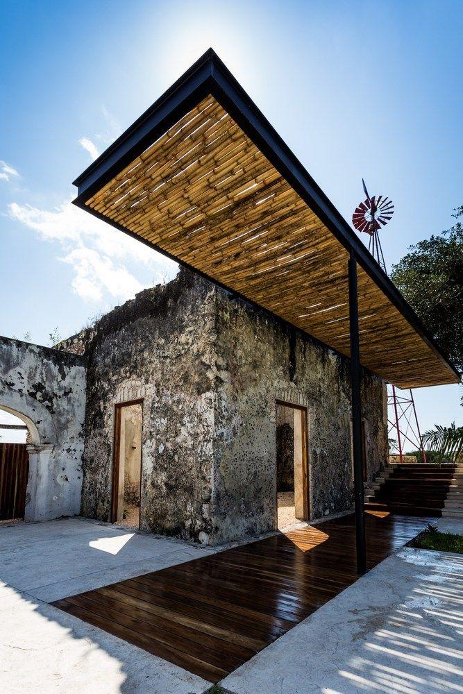 Galería de Hacienda Niop / R79 + AS Arquitectura - 4