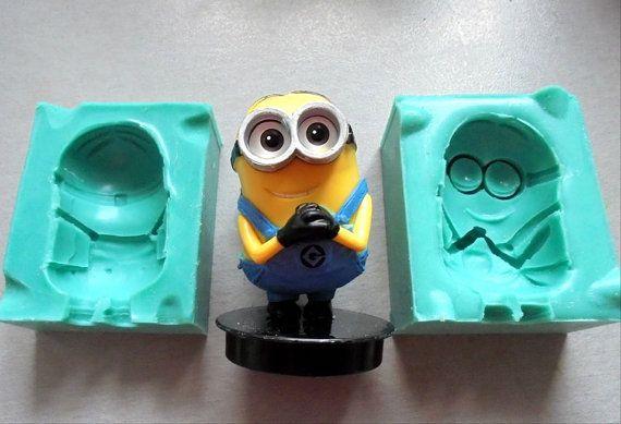 about Minion Cake Decorations on Pinterest  Minion cakes, Minions ...