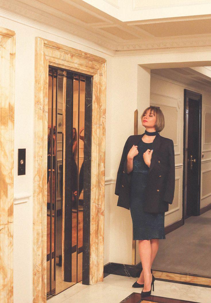 fashion blogger  Quattromani look  Roma  hotel