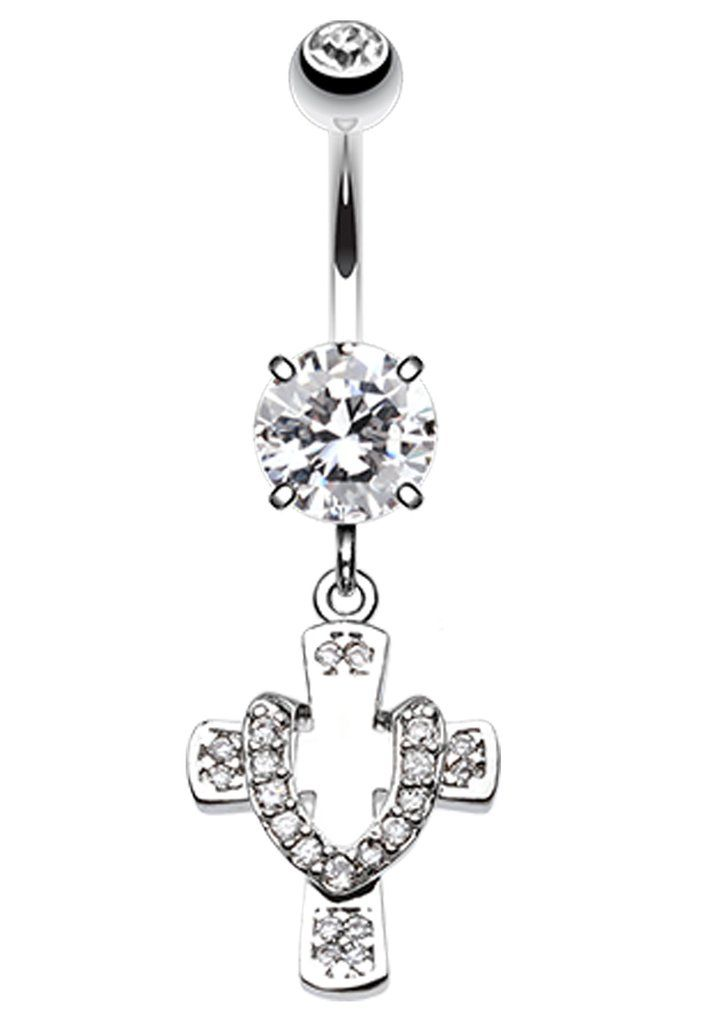 26 Best Cross Belly Rings Images On Pinterest  Belly -7073