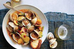 Spring Recipes for Al Fresco Dinners   Epicurious.com