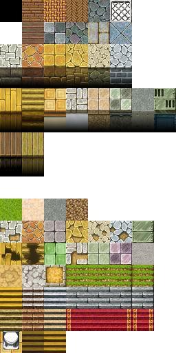 RPG Maker VX  ModernRTP TileA5 by painhurt.deviantart.com on @deviantART