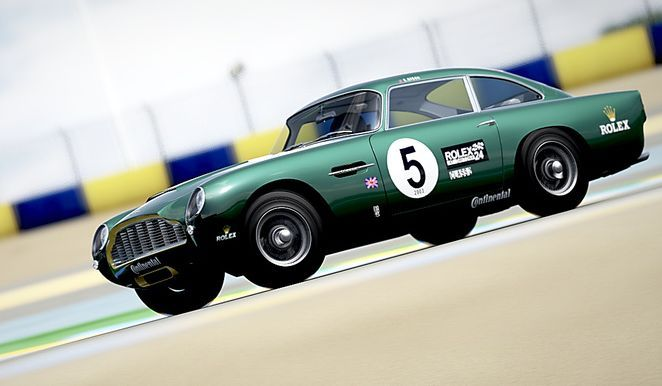 Aston Martin DB5 Lightweight (1964)