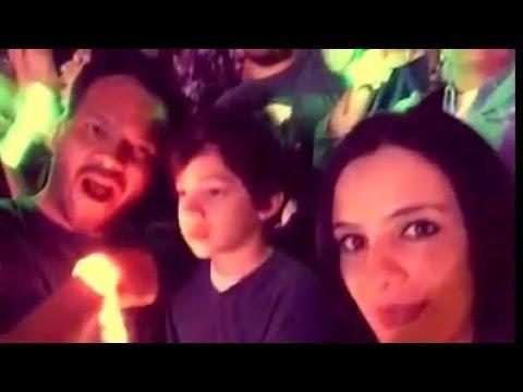 NIÑO CON AUTISMO EN CONCIERTO DE COLDPLAY FORO SOL #CDMX México 2016 - YouTube