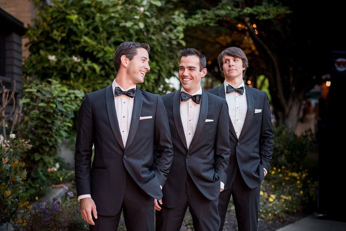 The 14 Words You Need to Know Before Tux Shopping