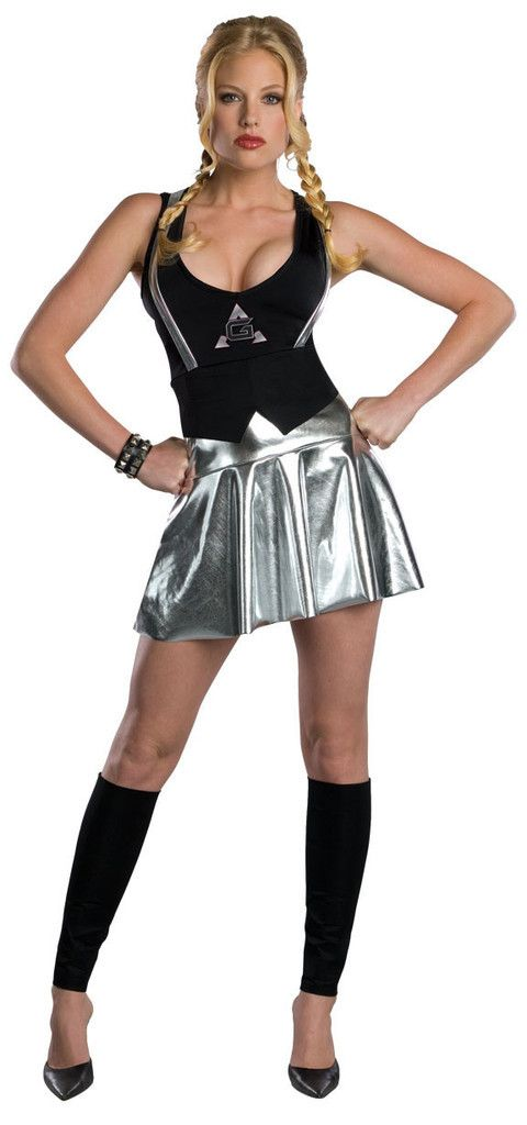 Helga-American Gladiators Sexy Costume