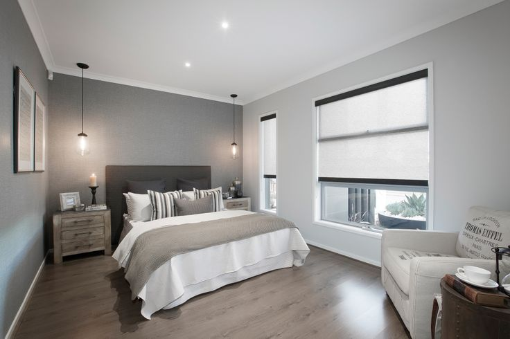Randwick 24 Master Bedroom - Classic Master Bedroom Design