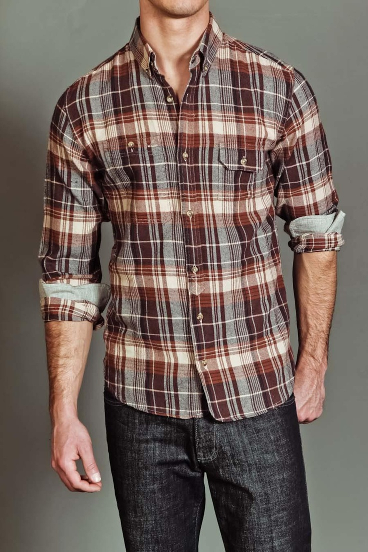 Gangster flannel shirts   best something good images on Pinterest  Fall winter Fashion