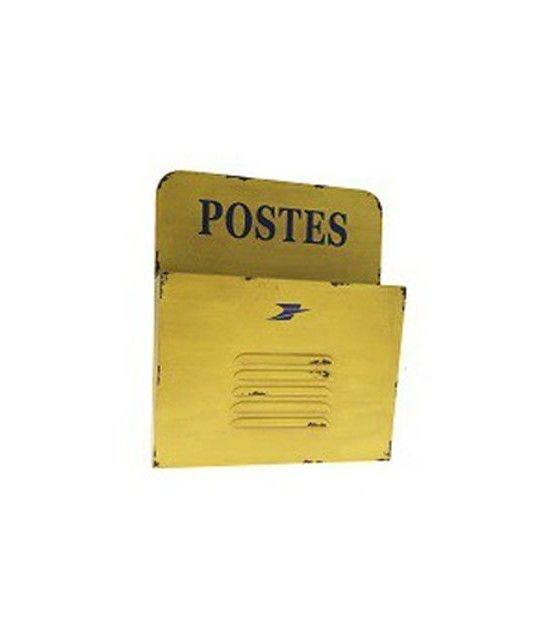 Les 25 meilleures id es concernant range courrier sur pinterest porte courrier anciens for Range courrier mural