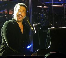Lionel Richie (born June 20, 1949), is an American singer-songwriter, musician, record producer and actor.  Richie made his solo debut in 1982 with the album Lionel Richie.