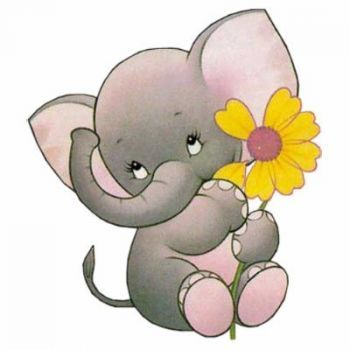 Baby elephant (36 pieces)