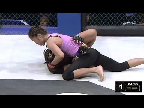 [Final] One Pride MMA #1: Linda Darrow Vs Aida Apandi - YouTube