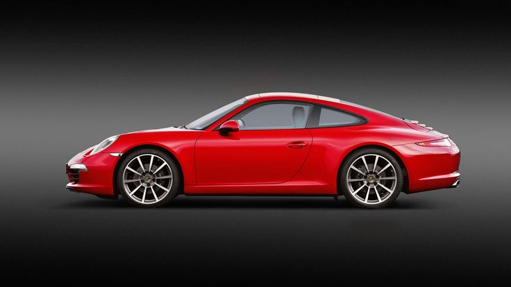 #Porsche911 Carrera 3,4 Cupé de 2011.