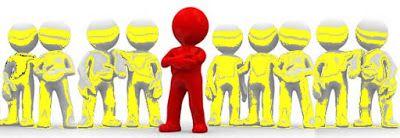 sharing ilmunya salesman: Berbeda atau mati